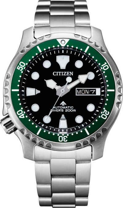 Citizen Taucheruhr »Promaster Automatik Diver, NY0084-89EE«