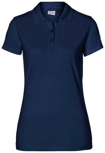 KÜBLER Poloshirt für Damen, Gr. XS - 4XL
