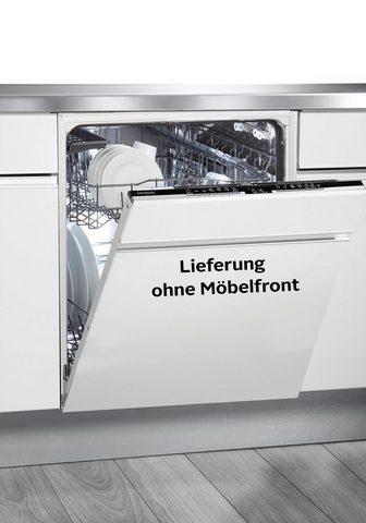 SIEMENS Vollintegrierbarer indaplovė iQ300 SN6...