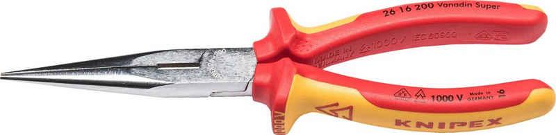 Knipex Flachrundzange »WKPT2616200«, 200 mm