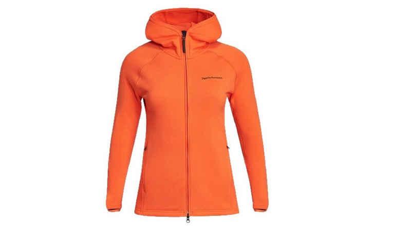 Peak Performance Hoodie »Peak Performance Damen Chill Zip Hood zeal orange«