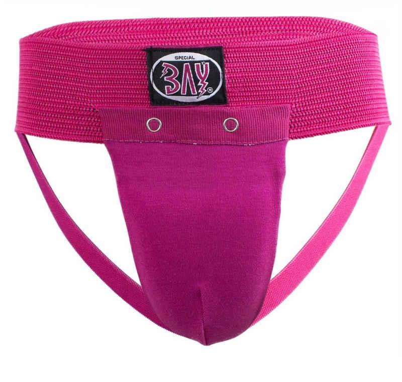 BAY-Sports Tiefschutz »Soft Damen Suspensorium Frauen Mädchen pink«, Für Erwachsene und Kinder, XS - XL, Lady, waschmaschinenfest