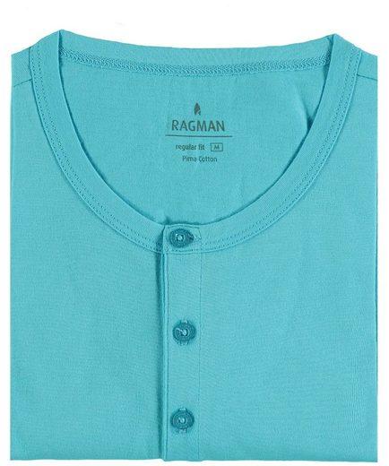 RAGMAN Henleyshirt
