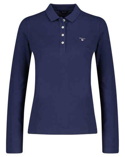 Gant Poloshirt »Damen Poloshirt Langarm«
