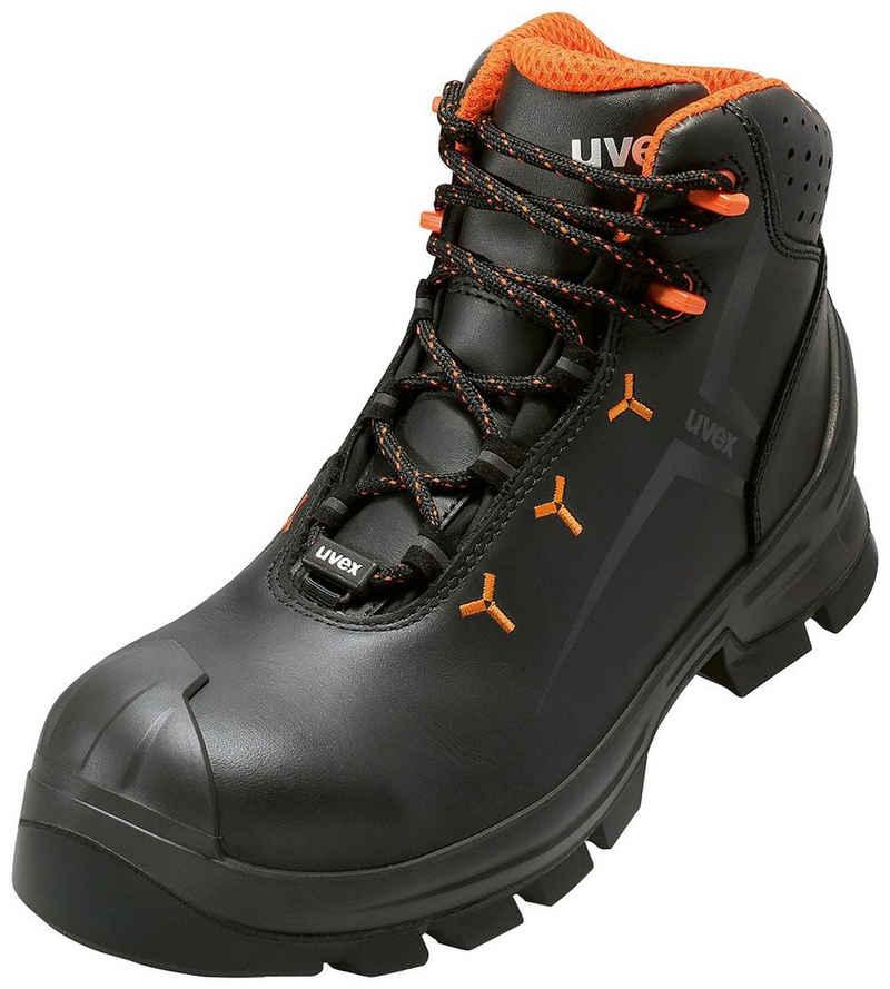 Uvex »VIBRAM® S3 HI HRO SRC« Sicherheitsstiefel
