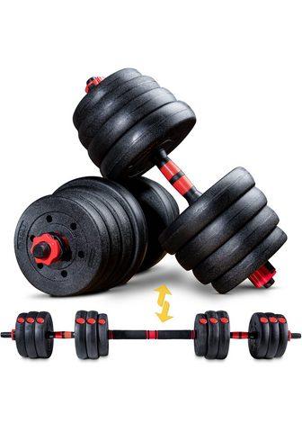 Sportstech Svarmuo »AH150 20kg« 225 kg (Spar-Set ...