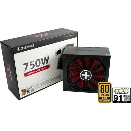Xilence »Performance X Modular 750W« PC-Netzteil