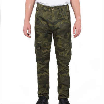 Alpha Industries Straight-Jeans »Agent C Pant«