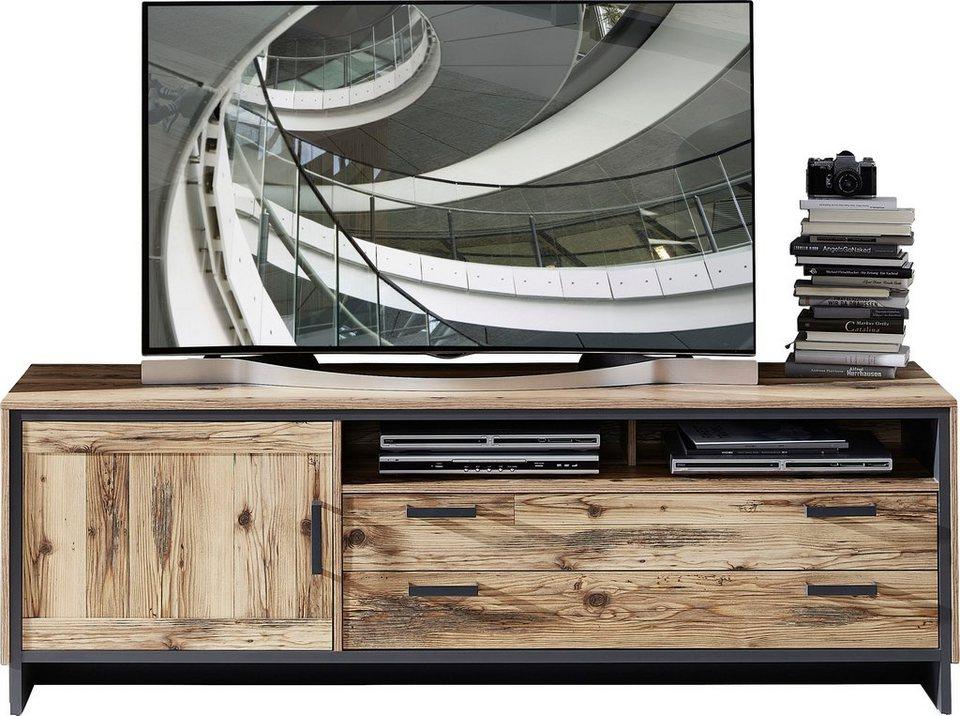 Innostyle TV-Board »Prato«, Alpine Lodge-Optik | OTTO