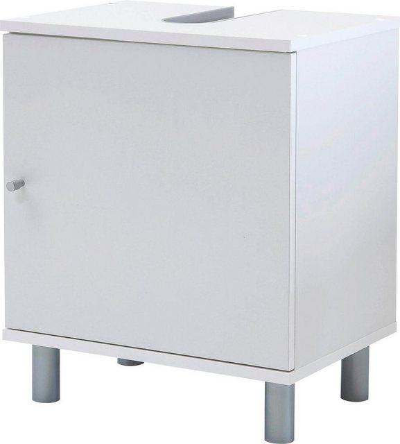 Badschränke - Wilmes Waschbeckenunterschrank »Carli« kombinierbar mit weiteren Badmöbeln  - Onlineshop OTTO
