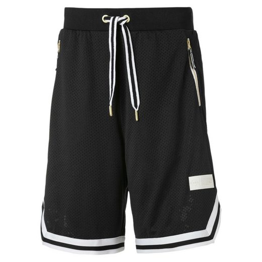 PUMA Jogginghose »Spin Move Herren Basketball Shorts«