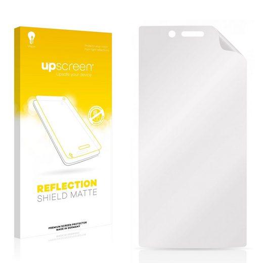 upscreen Schutzfolie »für iOcean X7 Elite«, Folie Schutzfolie matt entspiegelt