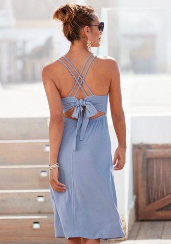 Buffalo Suknelė su puikus Rückenausschnitt
