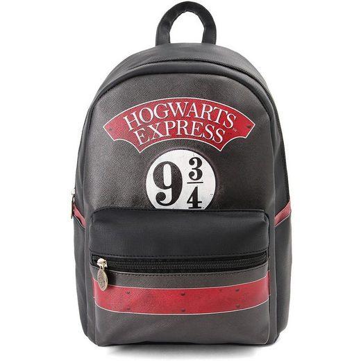 Harry Potter Freizeitrucksack »Freizeitrucksack Harry Potter Express 9 ¾«