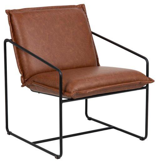 ebuy24 Relaxsessel »Shir Sessel braun.«