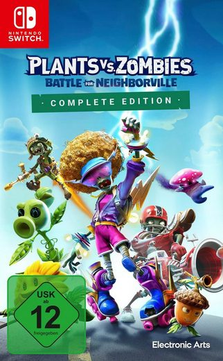 Plantz vs. Zombies - Battle for Neighborville Complete Edition Nintendo Switch