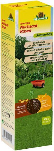 NEUDORFF Nachsaatrasen »TerraVital«, 450 g