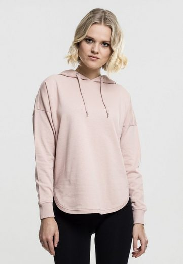 URBAN CLASSICS Kapuzenpullover »Ladies Oversized Terry Hoody«