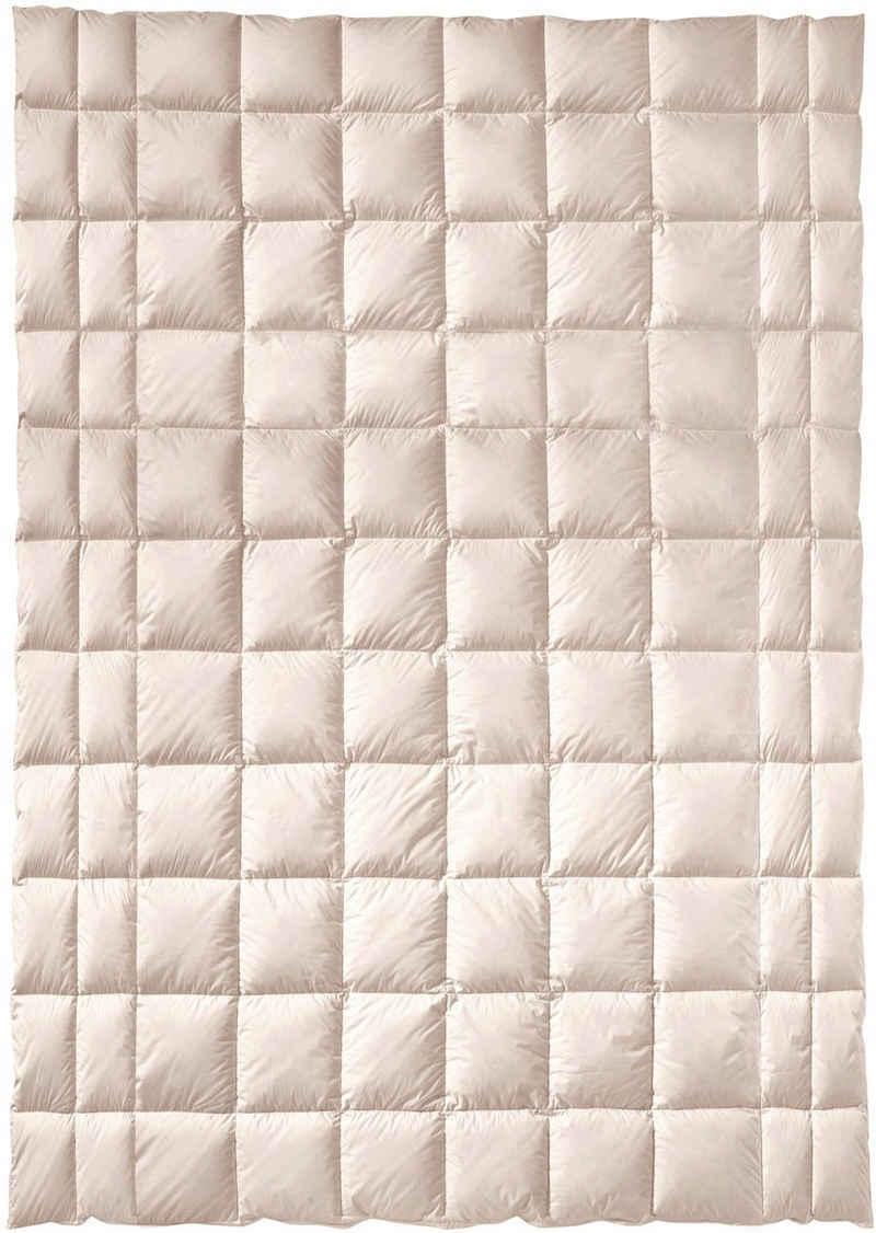 Baumwollbettdecke, »ZIRBERELLA® Cotton«, billerbeck, Füllung: 100% Baumwolle mit Zirbenflocken, Bezug: Bio-Baumwolle, beruhigend und entspannend!