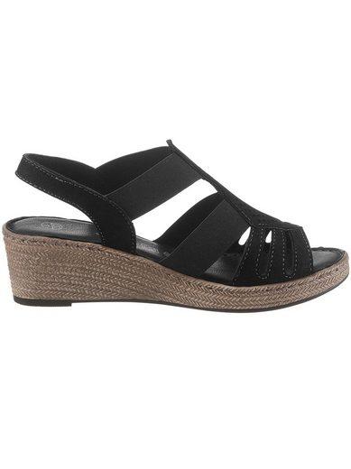 Airsoft Sandalette, Modische Perforierung Online Kaufen