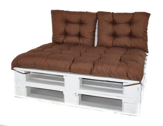 Mayaadi Home Auflagekissen »Palettenkissen Euro Paletten Sofa MH-DA-01«
