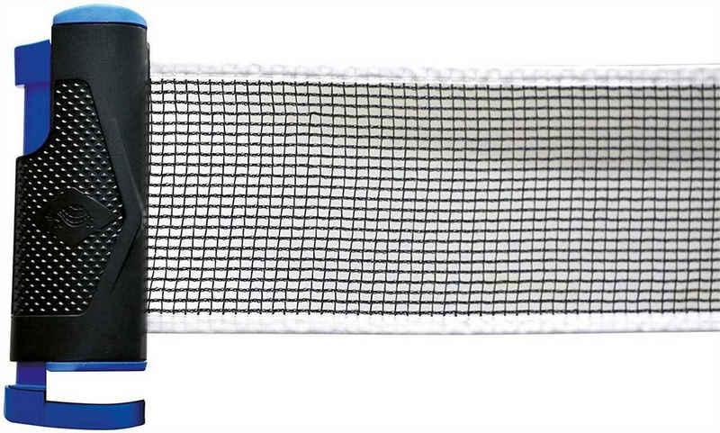 Donic-Schildkröt Tischtennisnetz »FLEXNET«, selbstspannend mit Aufrollmechanismus