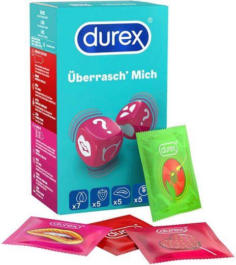 durex Kondome »Überrasch Mich« Packung, 22 St.
