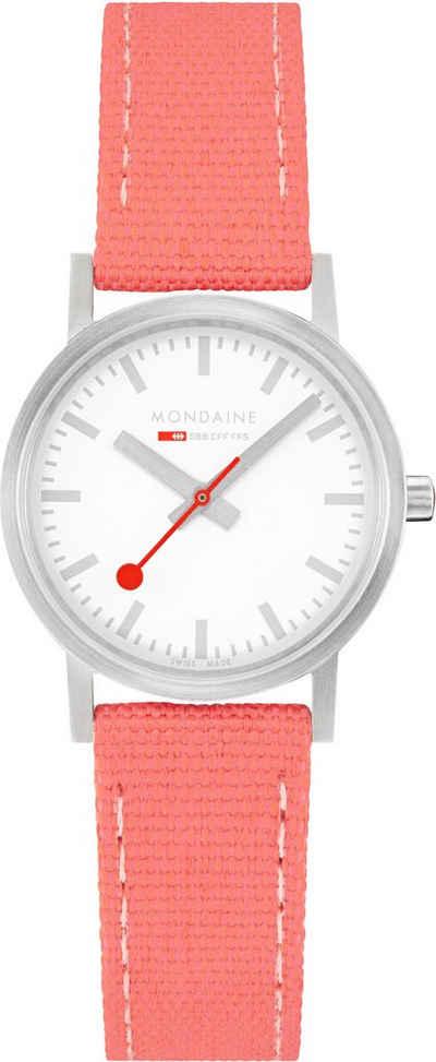 MONDAINE Schweizer Uhr »Classic, A658.30323.17SBP«