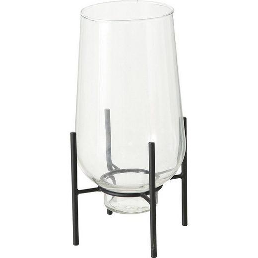 """BOLTZE Windlicht »Vase / Windlicht """"Taro"""" H32xD17cm«"""