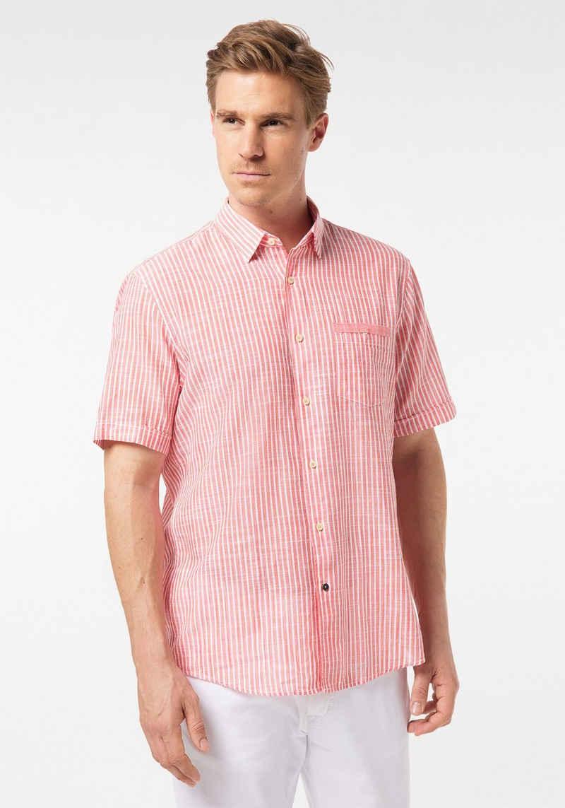 Pierre Cardin Kurzarmhemd »Hemd gestreift«