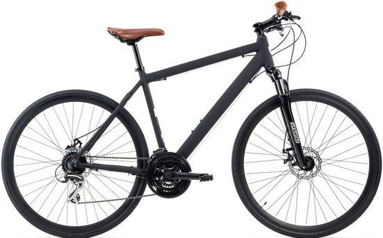 Adore Urbanbike »Bloor«, 24 Gang Shimano Acera Schaltwerk, Kettenschaltung