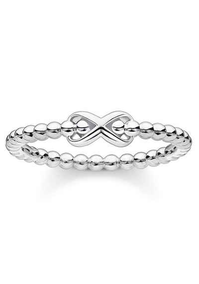 THOMAS SABO Silberring »Infinity, TR2320-001-21-48, 50, 52, 54, 56, 58, 60«