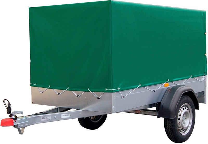 STEMA PKW-Anhänger »AN 750«, max. 606 kg, inkl. Plane