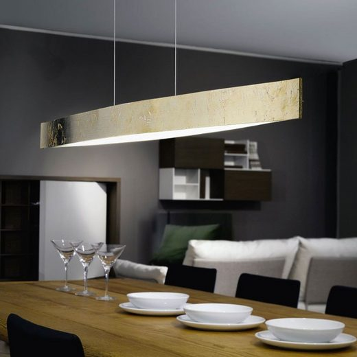 Licht-Trend Pendelleuchte »Fore LED in Gold«