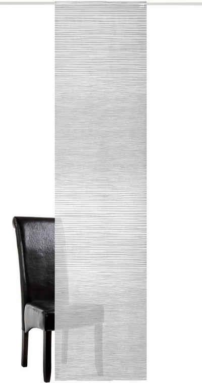 Schiebegardine nach Maß »Silas«, Neutex for you!, Paneelwagen (1 Stück), Breite: 60 cm