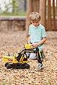Dickie Toys Spielzeug-Auto »Mighty Excavator«, Bild 6
