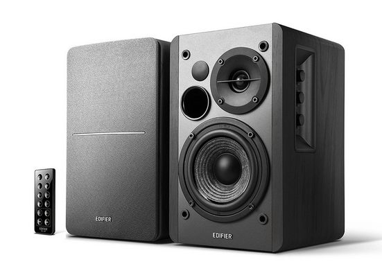Edifier® R1280DB BK Lautsprechersystem 42W Regal-Lautsprecher