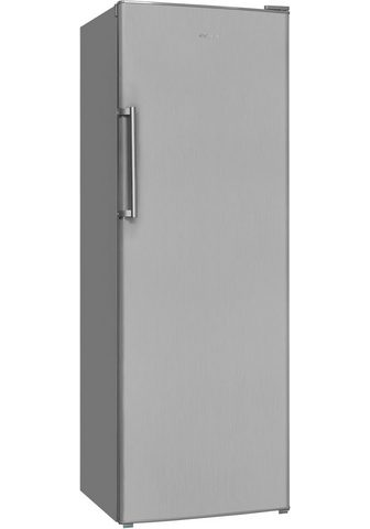 exquisit Šaldiklis GS280-H-040E inoxlook 173 cm...