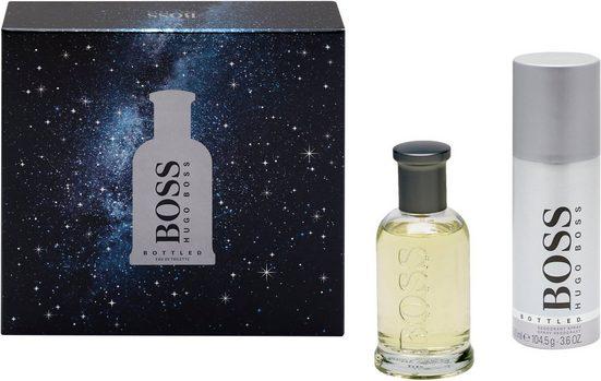 Boss Duft-Set »Boss Bottled«, mit Deo Spray