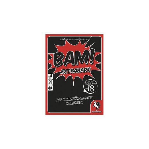 Pegasus Spiel, »Bam! Extrahart (Kartenspiel)«