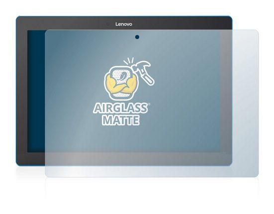 BROTECT Schutzfolie »Panzerglasfolie für Lenovo Tab 10 TB-X103F«, Schutzglas Glasfolie matt