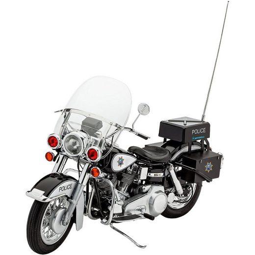 Revell® Modellbausatz »Revell Modellbausatz - US Police Motorbike«
