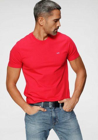 Levi's ® Marškinėliai »LE SS ORIGINAL HM TEE«...