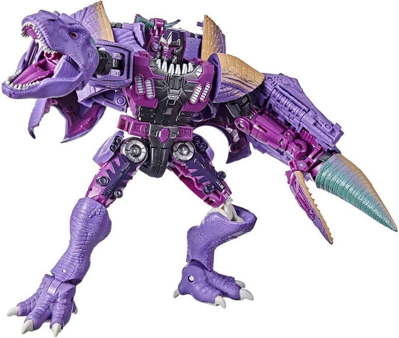 Hasbro Actionfigur »Transformers Kingdom - War for Cybertron Trilogy - MEGATRON (BEAST) - Leader Class WFC-K10«