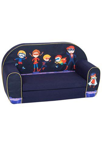 Knorrtoys ® sofa »Heroes« pagamintas in Europe