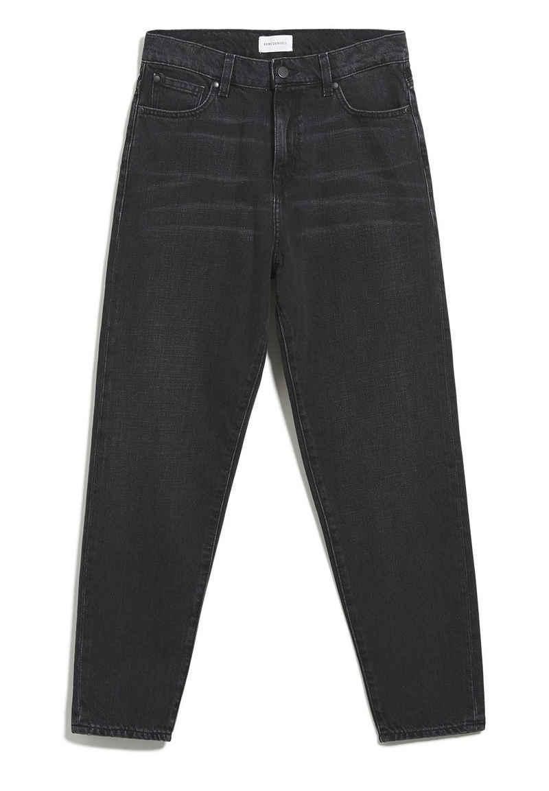 Armedangels Boyfriend-Jeans »MAIRAA Damen Mom Fit High Waist Loose Fit« (1-tlg)