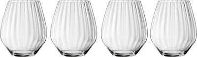 SPIEGELAU Cocktailglas »Life Style«, Kristallglas, Gin Tonic, 625 ml, 4-teilig