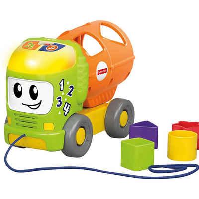 Mattel® Steckspielzeug »Fisher-Price Babys bunter Lernlaster,«