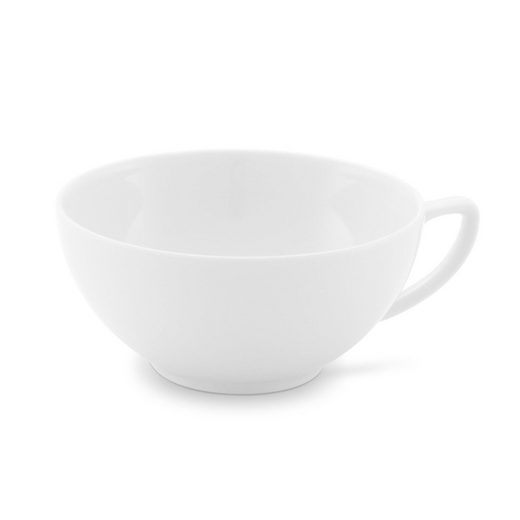 Friesland Porzellan Tasse »Friesland Teetasse 0,18l Chai Weiß« (1-tlg), Made in Germany