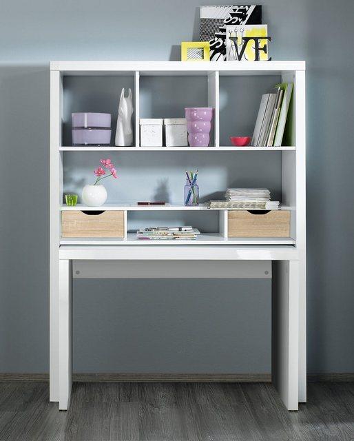 Büromöbel Sets - HMW Collection Büro Set »Shelf Write«, Regal und Schreibtisch  - Onlineshop OTTO